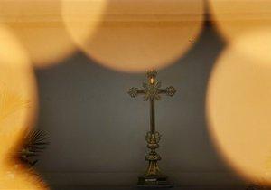В Сумской области местные жители украли 80-килограммовые церковные ворота