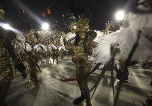 Карнавал в Рио-де-Жанейро: число участников  может превысить 1,5 млн человек