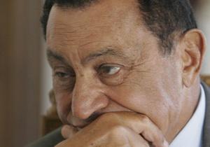 Сын и жена Мубарака вернулись в Каир