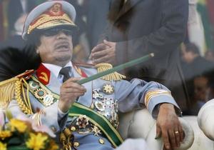 СМИ разыскали еще одну украинку, работавшую личной медсестрой Каддафи