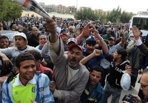 В Египте демонстрации христиан переросли в столкновения