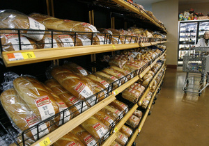 Ъ: Украинские хлебокомбинаты намерены повысить цены на хлеб