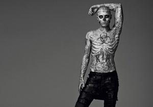 Стилист Lady Gaga запустил для Mugler рекламу с циркачом-зомби