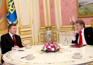 Основная задача Януковича - не превратиться в Ющенко