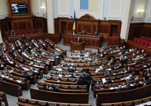 Рада отказалась заслушать глав МВД и СБУ относительно фактов задержания журналистов