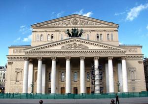 В Москве в здании Большого театра тушили пожар