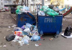 В Киеве стартовал весенний  двухмесячник по благоустройству