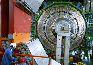 Из-за удара молнии остановлен коллайдер Теватрон
