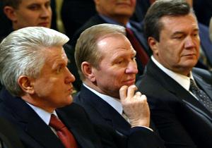 Чорновил: Слухи о деле против Кучмы - это напоминание Литвину, чтобы не лез в бизнес-дела семьи