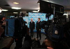 Завтра в прямом эфире Первого национального пройдет съезд Партии регионов (обновлено)