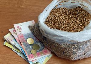 Стала известна цена китайской гречки для украинского потребителя