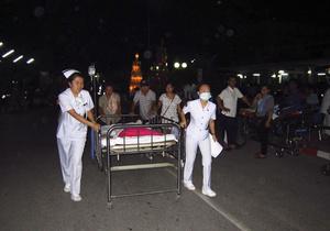 В Мьянме в результате землетрясения погибли 60 человек
