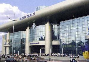 В Киеве между ж/д вокзалом и аэропортом Жуляны пустили круглосуточную маршрутку