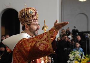 Новый глава УГКЦ надеется на уважение со стороны Януковича