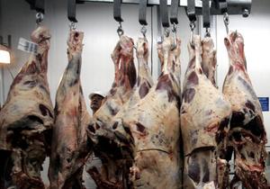 В Киеве пресекли деятельность двух подпольных мясных цехов