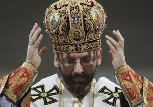 Глава УГКЦ носит часы за тысячу гривен