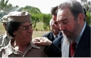 Фидель Кастро назвал операцию международной коалиции в Ливии