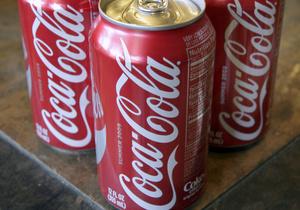 Coca-Cola увеличила продажи в Украине на 8,7% по итогам года