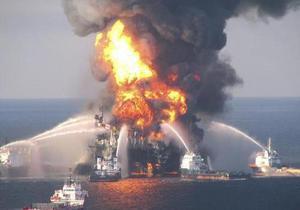 Сотрудник британской компании BP потерял данные пострадавших от утечки нефти