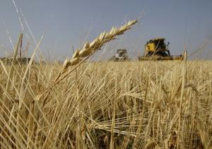 Дело: В Украине сформировались рекордные переходящие остатки зерна