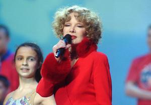 Интер покажет документальный фильм в память о Гурченко