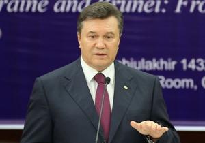 НГ: Януковича подвели консультанты
