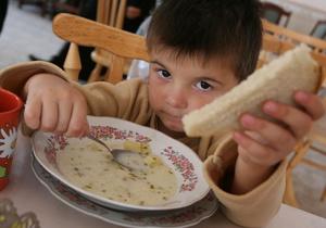 В Новомосковске кормить школьников начальных классов будут за счет ПР