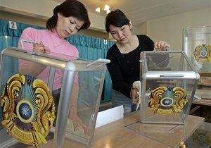 В Казахстане проходят выборы президента