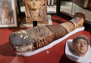 Ученые установили, от каких заболеваний страдали египетские фараоны
