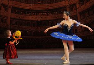Фотогалерея: Пачки и пуанты. В Донецке прошел престижный конкурс балета