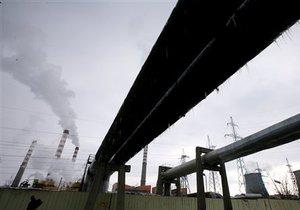 Ответ Азарову. ЕС пока не готов финансировать модернизацию ГТС Украины