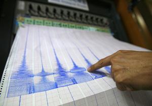 На Южных Курилах произошло землетрясение
