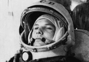Сегодня - 50 лет со дня первого полета человека в космос