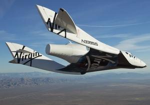 Virgin Galactic приглашает на работу  пилотов-астронавтов