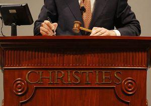 Christie's заработал более $5 млн на Русских торгах в Нью-Йорке