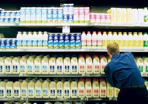 Грудное молоко от генетически модифицированных коров может поступить в продажу к 2013 году