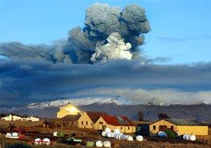 В Исландии отмечают первую годовщину извержения вулкана Эйяфьяллайекюля