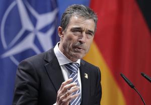 Расмуссен разъяснил дальнейшую роль США в операции в Ливии
