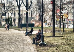 В День окружающей среды киевляне высадили 9 тысяч деревьев и 17 тысяч кустов