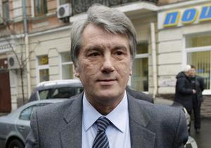 РГ: Ющенко боится анализов