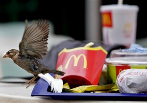 McDonald's пытается спасти Happy Meal через суд