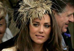 Кейт Миддлтон обошла Диану в рейтинге самых красивых принцесс