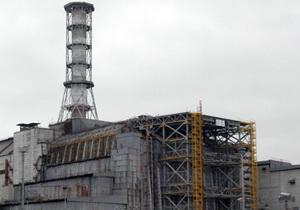 Янукович обещает достроить новый объект Укрытие до 2015 года