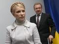 Между Тимошенко и Дубиной началась очная ставка