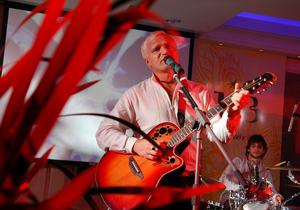 В Мистецьком арсенале пройдет благотворительный вечер с Олегом Скрипкой