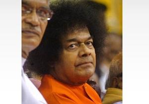 В Индии скончался всемирно известный гуру Саи Баба