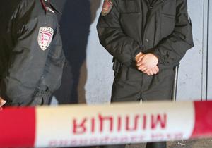В Киеве ограбили автозаправку