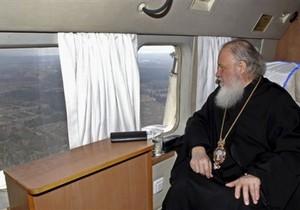 Патриарх Кирилл считает чернобыльскую катастрофу божьей карой