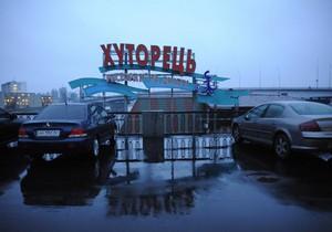Власти намерены убрать дебаркадеры с Русановской набережной в Киеве до 1 мая