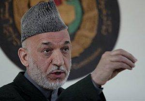 Карзай: Убийство бин Ладена в Пакистане доказывает, что Афганистан - это не источник терроризма